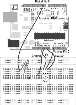 ���� - Esboços de série para o Arduino