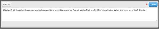 ���� - Social Media Metrics: Analytics móveis a Focar