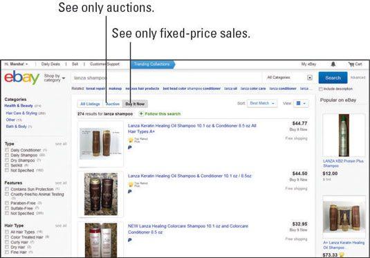���� - Especializados Categorias eBay