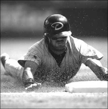 ���� - Roubar a segunda base no basebol