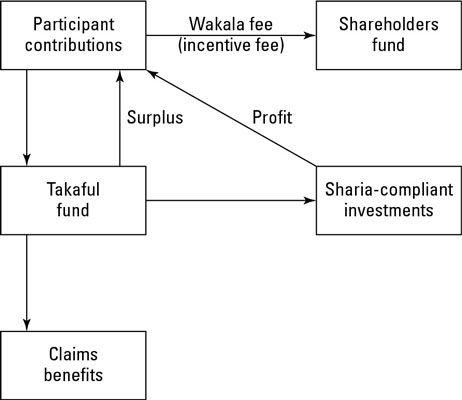 ���� - Fundos Takaful em Finanças islâmico