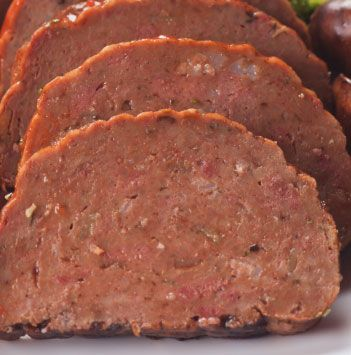 ���� - Tex-Mex Meatloaf Receita