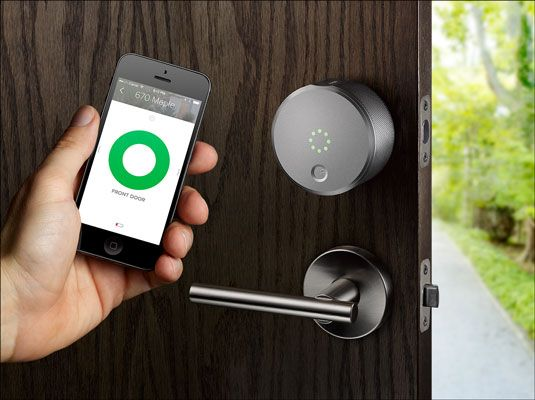 ���� - The August Smart Lock