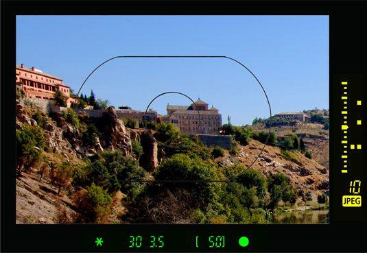 ���� - As melhores características de uma câmera SLR Digital