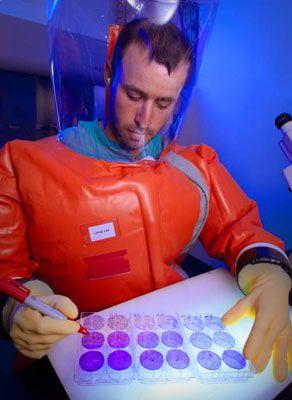 ���� - O Nível de Biossegurança de Ebola