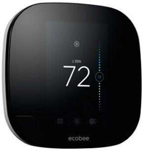 ���� - Os ecobee inteligentes Thermostats