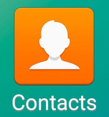 ���� - O Galaxy S6 Contactar Banco de Dados