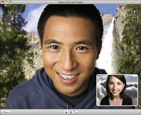 ���� - Conversas com vídeo em seu Mac