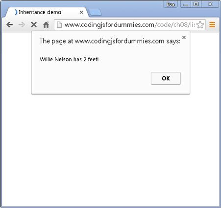 ���� - Trabalhando com Herança de código com javascript