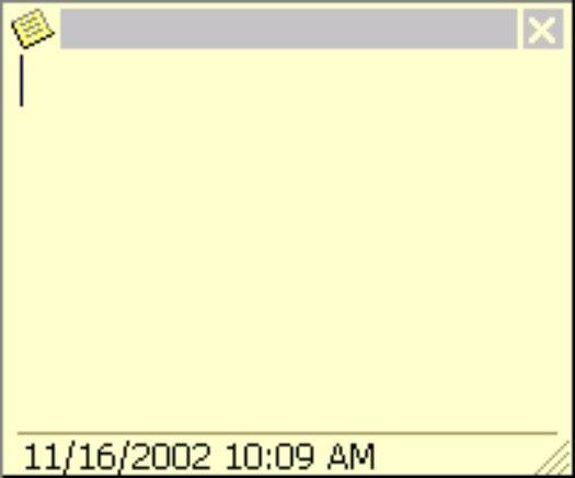 ���� - Trabalhar com Notas do Outlook