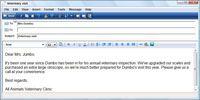���� - Escrever e enviar um E-Mail
