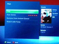 ���� - Xbox 360: Como transmitir Netflix vídeos para a TV
