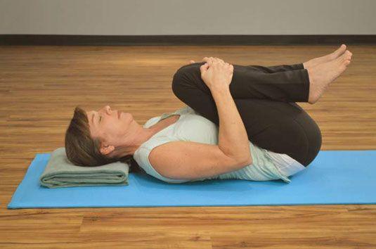 ���� - Yoga posturas que aliviam Lower Back Tension