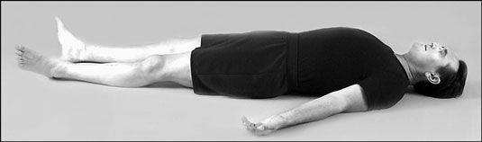 ���� - Técnicas de relaxamento Yoga