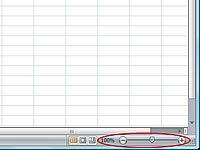 ���� - Zoom em seu Excel 2007 planilhas